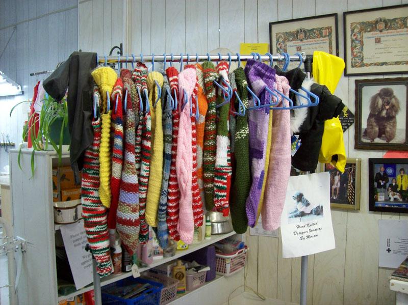 Hand Sewn Coats